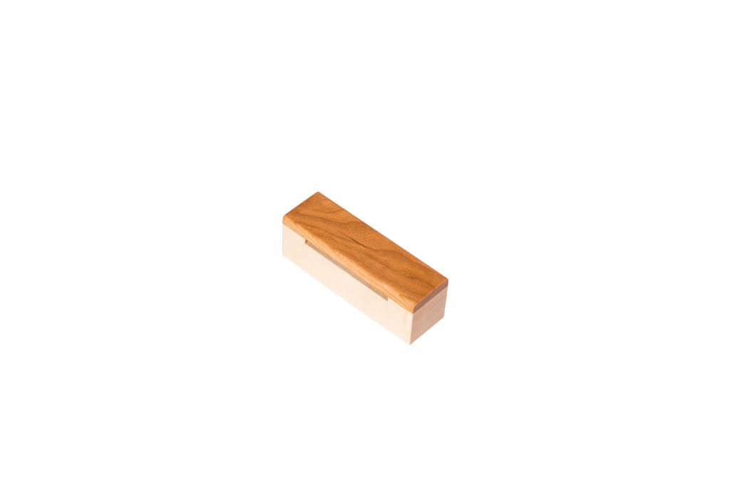 Dřevěný blok z ušlechtilého dřeva - malý