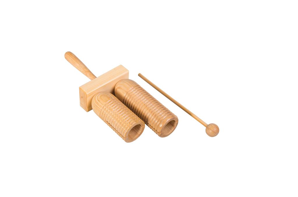 Agogo ze dřeva
