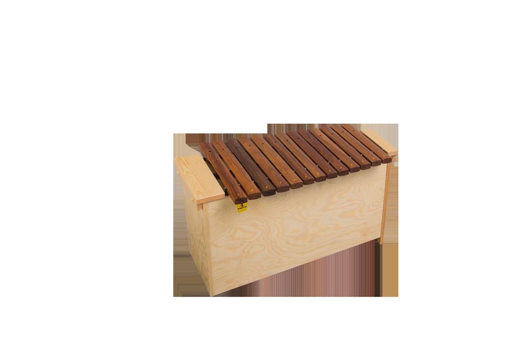Xylofon - basový BX 1600