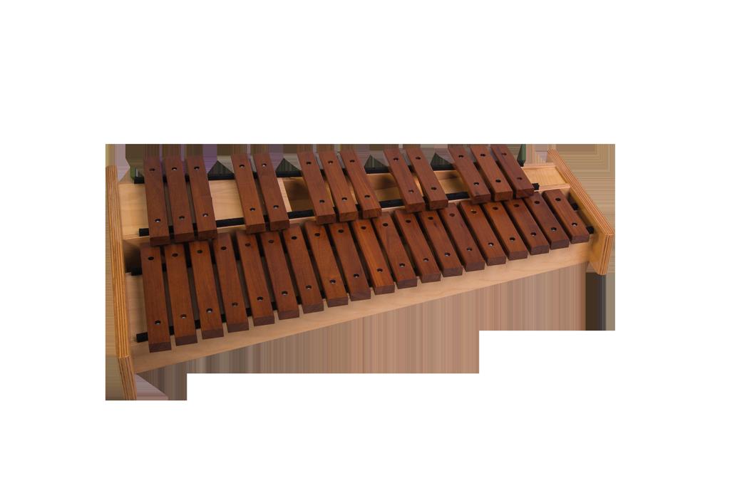 Xylofon - 442 Hz standard