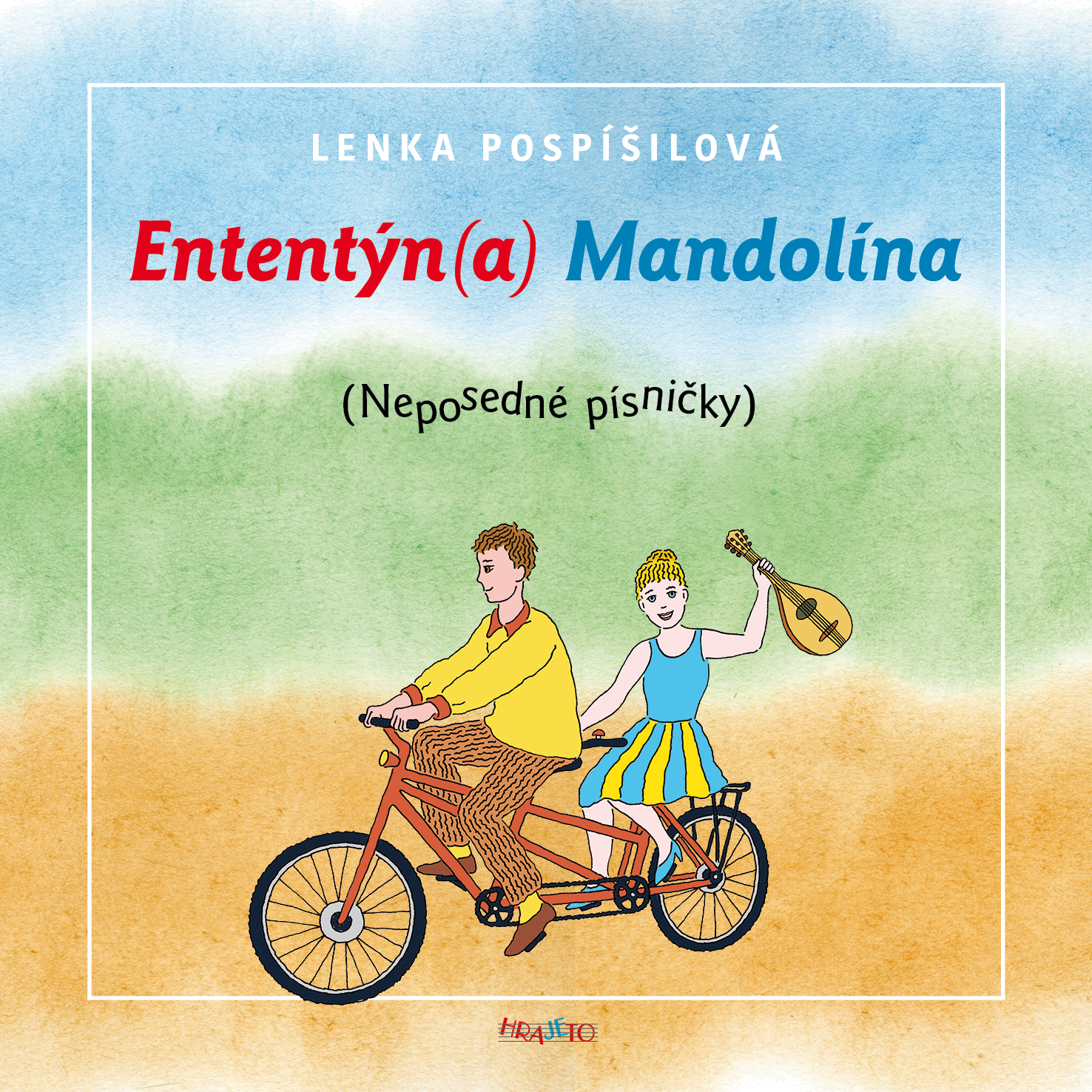 Ententýn(a) Mandolína CD